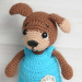 New 47 Pics Amigurumi Dog Pattern Free