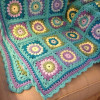 Beautiful 49 Photos Granny Square Afghan Pattern