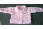 Wonderful 40 Images Free Crochet Baby Sweater Patterns