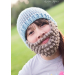 Unique 49 Ideas Crochet Beard Beanie