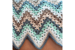 Great 44 Photos Round Afghan Crochet Pattern