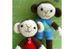 Innovative 50 Ideas Free Crochet Monkey Pattern