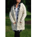 Wonderful 46 Models Cable Knit Cardigan Sweater