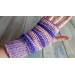 Brilliant 50 Pics Crochet Gloves with Fingers