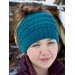Delightful 43 Models Free Knitting Pattern for Ponytail Hat