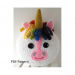 Awesome 40 Images Crochet Unicorn Pillow