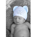 Lovely 43 Pics Crochet Baby Hat with Ears