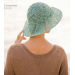 Incredible 46 Photos Crochet Summer Hat Pattern