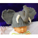 Marvelous 45 Images Baby Elephant Hat