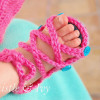 Incredible 43 Photos Baby Gladiator Sandals
