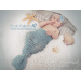 Innovative 48 Images Baby Mermaid Crochet Pattern Free