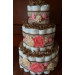 Gorgeous 41 Ideas Baby Shower Diaper Cakes