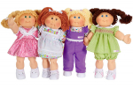 Gorgeous 44 Models Cabbage Patch Dolls 80s