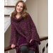 Incredible 43 Models Free Poncho Knitting Patterns