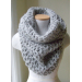 Superb 47 Pics Crochet Cowl Scarf Pattern