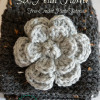 Contemporary 43 Pics Crochet Flowers for Hats Free Patterns