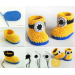 Marvelous 44 Images Free Minion Crochet Pattern