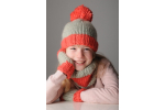 Attractive 49 Images Knitted Hats for toddlers