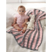 Charming 43 Models Bernat Baby Blanket Knitting Patterns