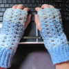 Lovely 50 Models Wrist Warmers Crochet Pattern