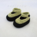 Delightful 50 Images Crochet toddler Slippers
