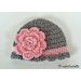 Great 42 Pictures Crochet Baby Beanie Free Pattern
