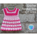 Fresh 40 Ideas Crochet toddler Dress