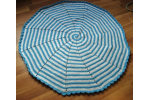 Amazing 49 Models Crochet Spiral Blanket
