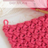 Great 41 Photos Easy Crochet Stitches for Blankets