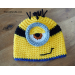 Lovely 46 Images Minion Crochet Pattern