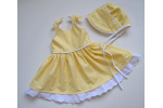 Wonderful 45 Pictures Free Baby Dress Patterns