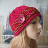 Incredible 50 Models Knitted Chemo Hats