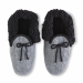 Incredible 44 Pictures Mens Knitted Slippers
