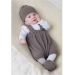 Amazing 42 Ideas Knitted Baby Romper