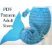 Wonderful 48 Photos Free Crochet Mermaid Tail Pattern for Adults