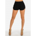 Superb 42 Pictures Black Crochet Shorts