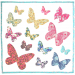 Brilliant 42 Photos butterfly Pattern