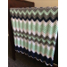 Attractive 49 Pics Chevron Baby Blanket