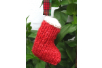 Marvelous 40 Pictures Christmas Stocking Knitting Pattern