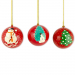 Delightful 42 Pics Christmas Tree ornaments
