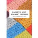 Delightful 41 Pictures Chunky Knit Blanket Pattern