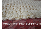 Innovative 45 Pics Crochet Baby Blanket Patterns for Beginners