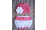 Perfect 50 Photos Crochet Baby Diaper Cover and Hat