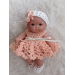 Amazing 40 Pics Crochet Baby Doll Pattern
