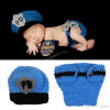 Marvelous 44 Photos Crochet Baby Outfits