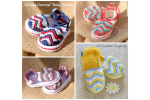 New 46 Models Crochet Baby Sandals