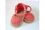 Perfect 43 Photos Crochet Baby Sandals Pattern