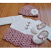 Charming 49 Pics Crochet Baby Set