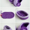 Delightful 42 Models Crochet Baby Shoes