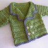Charming 44 Images Crochet Baby Sweater